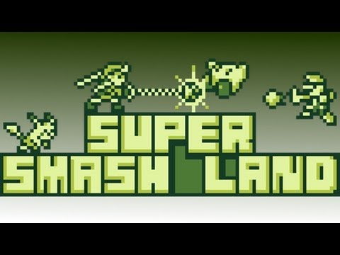 Super Smash Land - Super Smash Bros. Gameboy Demake