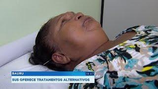 Rede pública de saúde oferece tratamentos alternativos como acupuntura