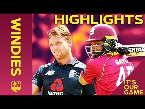 Buttler & Gayle Go Huge In Record Breaking Match | Windies vs England 4th ODI 2019 - Highlights - Thời lượng: 48 phút.