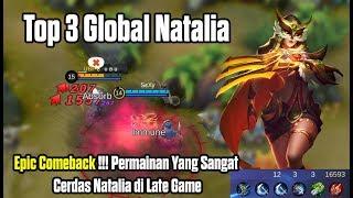 Video Epic Comeback !!! Permainan Sangat Cerdas Dari Top Global Natalia di Akhir Pertandingan MP3, 3GP, MP4, WEBM, AVI, FLV Agustus 2018