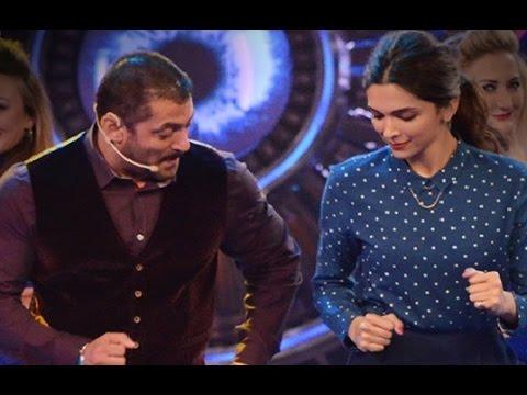 Bigg Boss 9 Salman Khan And Deepika Padukone Funny