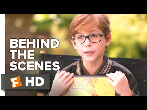 Wonder Behind The Scenes - Jacob's Notebook (2017) | Movieclips Extras