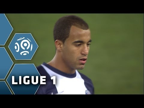 The INCREDIBLE Rush of Lucas Moura! - PSG-OM (2-0) - 2013/2014 (видео)