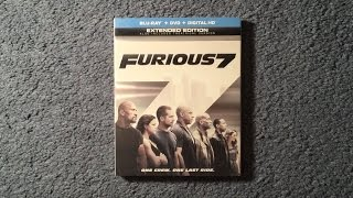 Nonton Unboxing Furious 7 Blu-Ray/DVD/Digital HD Film Subtitle Indonesia Streaming Movie Download
