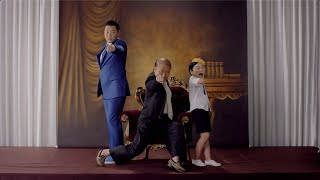 PSY DADDY(feat. CL of 2NE1) M/V