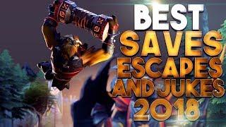 Video BEST Saves, Escapes & Jukes of 2018 - Dota 2 MP3, 3GP, MP4, WEBM, AVI, FLV Januari 2019