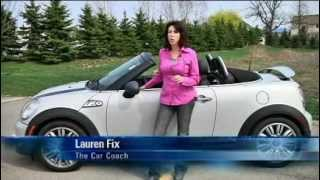 2012 MINI Cooper Roadster: Expert Car Review Lauren Fix