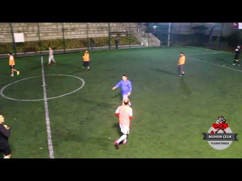 Fc Bağselona - YUVAM EMLAK F.C  FC Bağselona -Yuvam Emlak Maçın Golü
