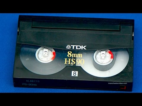 Convert your 8mm home videos to digital