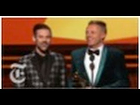 grammy awards winners - New York Times reporter Jon Pareles discusses the 56th annual Grammy Awards ceremony. Read the story here: http://nyti.ms/1gjw5O Subscribe on YouTube: http:/...