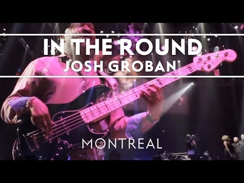 Josh Groban - In The Round Montreal