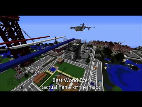 custom minecraft map downloads - These are some of the best maps available in Minecraft. Every texture pack you see in the video is included in the download link of the map. Assassin's Creep...