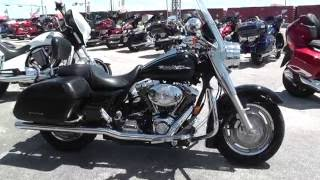 4. 640141 - 2005 Harley Davidson Road King Custom FLHRSI - Used motorcycles for sale