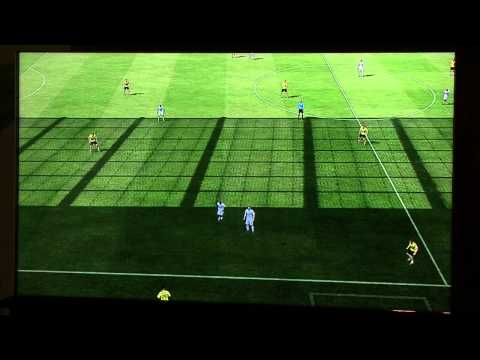 FIFA 12 Gamescom Gameplay Footage