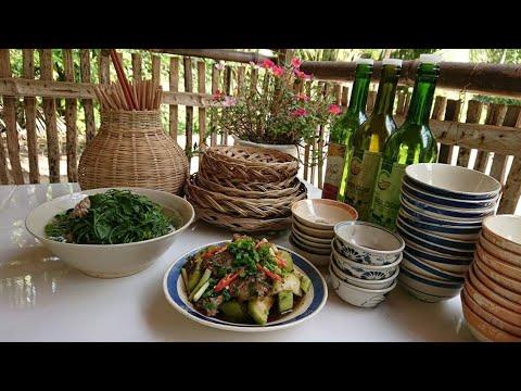 Món Ăn Ngon - Bánh Tráng Trộn Hành Phi cực ngon và đơn giản - Thời lượng: 13 phút.