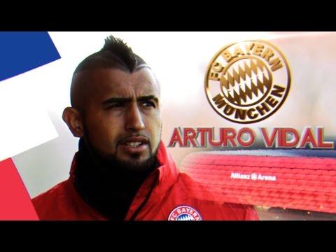 Arturo Vidal ● Welcome to FC Bayern Munich 2015 || 1080p HD
