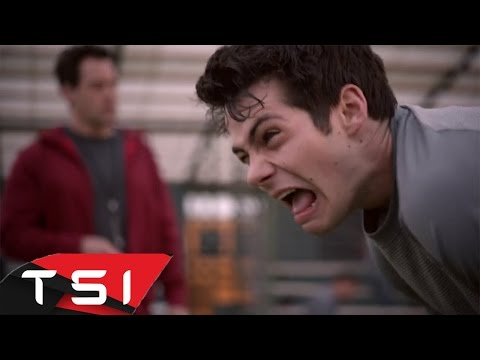 Teen Wolf 4x03 Funny Moments