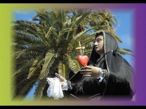 riti della settimana santa a taranto - pellegrinaggio dell'addolorata