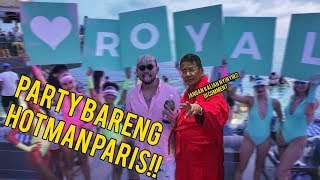 Video ABIS 80JT PARTY BARENG HOTMAN PARIS DI OMNIA??! #ROYALTRIP MP3, 3GP, MP4, WEBM, AVI, FLV Februari 2019