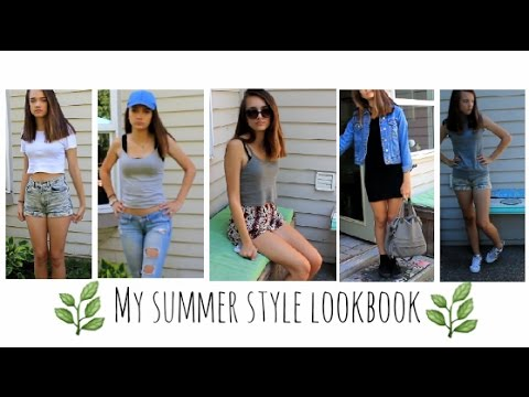 My Summer Style / Lookbook