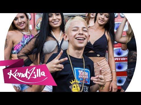 MC Little - É Lá Que o Coro Come (KondZilla)_Zene videók