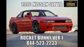 "http://www.importavehicle.com/vehicles/16/1990-nissan-silvia1990 Nissan Silvia S13-152779 Red(Original Black) /Black129,320km ~80,400 milesFinancing Available S15 Dash ConversionRocket Bunny Version1 Full KitRays TE37 - 18""AM CoiloverAM TurboAM Turbo ManifoldAM Down pipeAM Intercooler kit5 lug conversionR32 Front Caliper and RotorAll vehicles are As/Is No warranty. These vehicles can not be registered in California until brought into California compliance. Please check all local laws for information on title and registration.Financing Available. Please contact us for details. 844-523-2233 or info@importavehicle.comNHTSA. Importing a vehicle that is at least 25 years old.A motor vehicle that is at least 25 years old can be lawfully imported into the U.S. without regard to whether it complies with all applicable FMVSS. Such a vehicle would be entered under Box 1 on the HS-7 Declaration form to be given to Customs at the time of importation. You should note that the 25 year period runs from the date of the vehicle's manufacture. If the date of manufacture is not identified on a label permanently affixed to the vehicle by its original manufacturer, to establish the age of the vehicle, you should have documentation available such as an invoice showing the date the vehicle was first sold or a registration document showing that the vehicle was registered at least 25 years ago. Absent such information, a statement from a recognized vehicle historical society identifying the age of the vehicle could be used.EPA - Vehicles over 21 years old.If the vehicle is at least 21 years old, there are no EPA compliance requirements upon importation. The age of the vehicle is determined by subtracting the calendar year of manufacture from the calendar year of importation. If the calendar year of manufacture is unavailable, the importer may substitute the model year or year of first registration. For instance, to qualify in 2001, the vehicle must have been manufactured in 1980 or earlier. The vehicle must be in its original unmodified configuration. Vehicles at least 21 years old with replacement engines are not eligible for this exemption unless they contain equivalent or newer EPA certified engines."