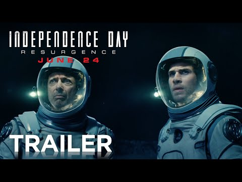 Independence Day: Resurgence (Extended Trailer)