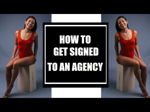 How to Get Signed to an Agency if You're Petite// Commercial//Not Industry Standard Model