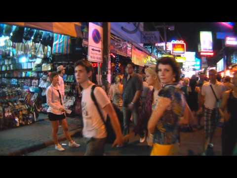 The Best Of Walking Street / Pt. 2 (Pattaya Thailand) パタヤ/ウォーキング ストリート