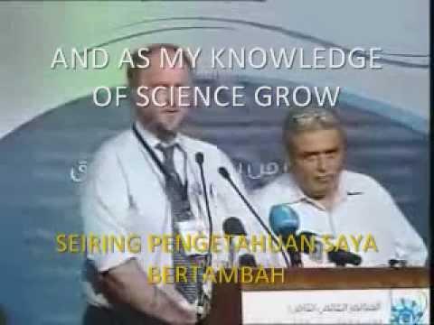 Profesor Doktor & ilmuwan Chechnya Terkejut Usai Baca Qur'an - www.islamterbuktibenar.net