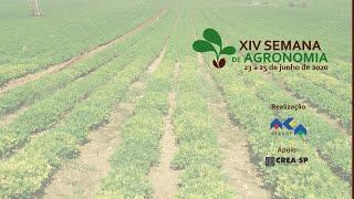 Palestra Raul Canôvas - Semana de Agronomia 2020
