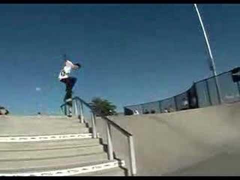 Free Flow Tour Skate Rio Vista Skate Park 7/8/06
