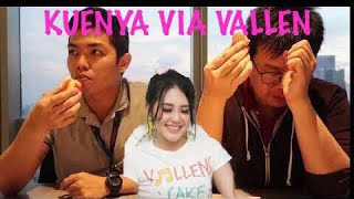Video VALLENS CAKE!! REVIEW JUJUR KUE PUNYA VIA VALLEN MP3, 3GP, MP4, WEBM, AVI, FLV Juni 2018