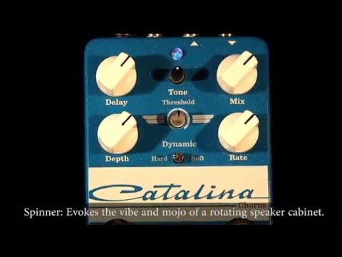 Catalina Chorus Pedal