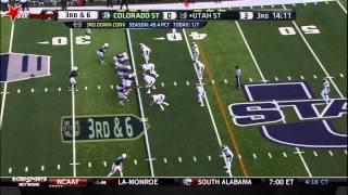 Shaquil Barrett vs Utah State (2013)