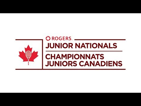 Live stream of the U18 Women's & Men's Finals live from the Ontario Racquet Club. Production by SportsCanada.TV.