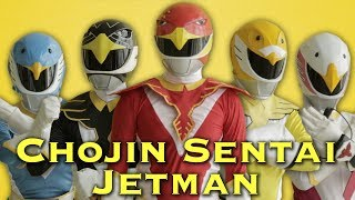 Here's another full team morph with Chojin Sentai Jetman!Subscribe to my YouTube channel! http://ChrisCantadaForce.TVMerchandise: http://bit.ly/CCFMerchFacebook: http://bit.ly/ForceFBInstagram: http://instagram.com/CantadaForceTwitter: https://twitter.com/CantadaForceSnapchat: @tk2342