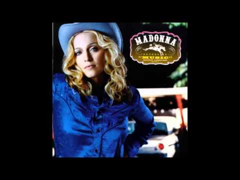 Madonna - What It Feels Like For A Girl (Album Version)