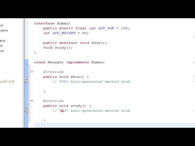 [Java cơ bản] Bài 24: Interface