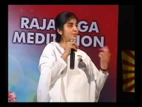 BK Shivani - Raja Yoga 3 -Meditation (Hindi)