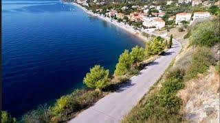 Aidipsos Greece  city photos gallery : Ilia Mare Hotel - Ilia Edipsos, Evia Island, Greece - Aerial View