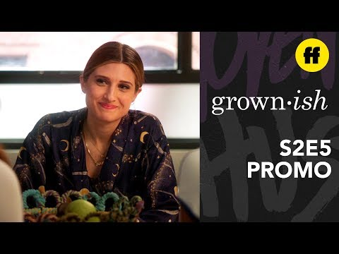 grown-ish | Season 2, Episode 5 Promo | Never Have I Ever