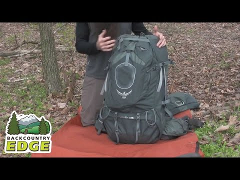 Osprey Packs | Xenith and Xena Series | Product Tour