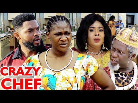 Crazy Chef season 7&8 - MERCY JOHNSON 2020 Latest Nigerian  Nollywood Movie