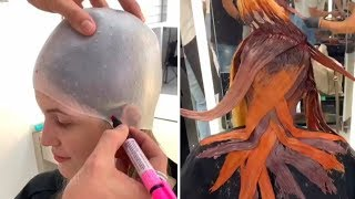 Video 11 New Haircut and Color Transformation | Amazing Hairstyles Compilation 2019 MP3, 3GP, MP4, WEBM, AVI, FLV September 2019