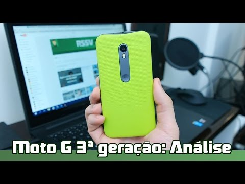 Download Motorola Moto G3 com HDTV: Análise completa [Review BR] HD Mp4 3GP Video and MP3