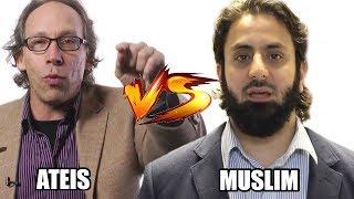 Video Momen Terbaik Debat Hamza Tzortzis vs Prof Lawrence Krauss (Ateis vs Muslim) MP3, 3GP, MP4, WEBM, AVI, FLV April 2019