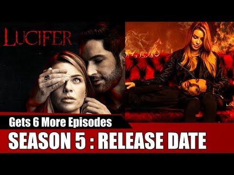 Lucifer Season 5: Release Date, Gets 6 More Episodes