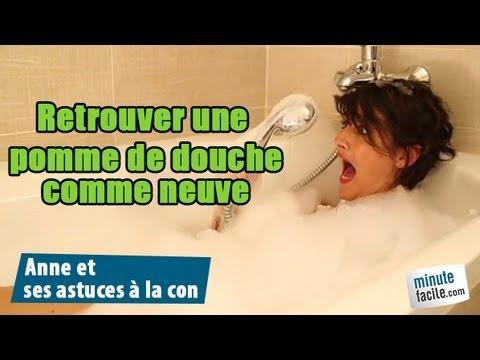 Comment nettoyer flexible de douche la r ponse est sur - Comment nettoyer les joints de douche ...