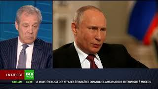 Débat sur RT France : l'intervention russe en Syrie, quel bilan et quel avenir ?